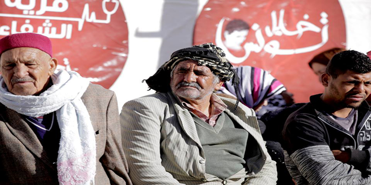 Gafsa: 10 000 citoyens venus consulter à 9ariyet Echfé 2